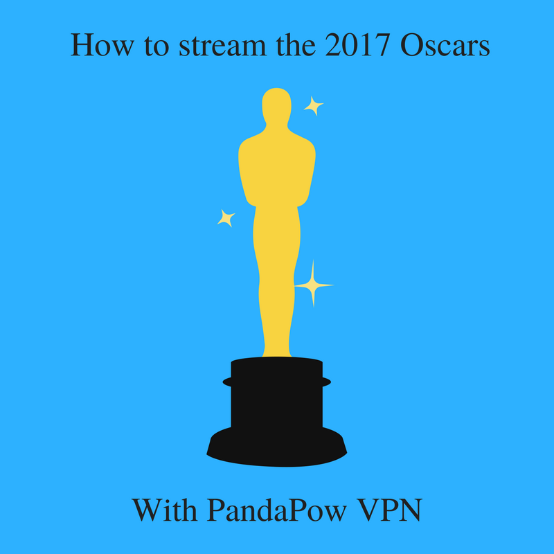 How to stream 2017 Oscars for free with a VPN