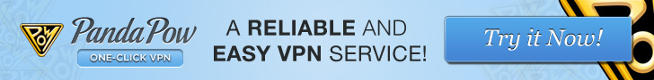 PandaPow - A reliable VPN