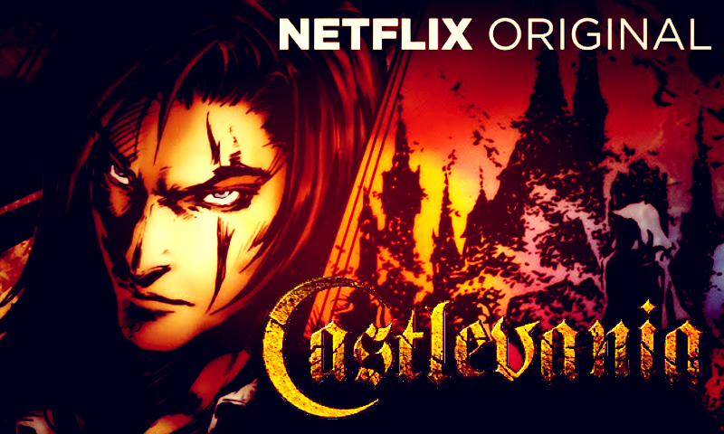 Watch Castlevania Animated Series (2017) with PandaPow VPN