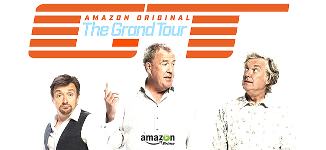 Watch The Grand Tour with PandaPow VPN