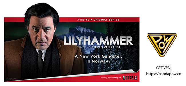 Watch Lilyhammer with a VPN