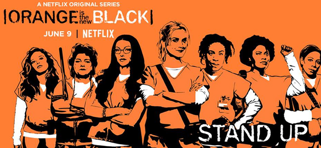 Watch Orange is the New Black with PandaPow