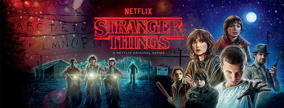 Watch Stranger Things with PandaPow VPN