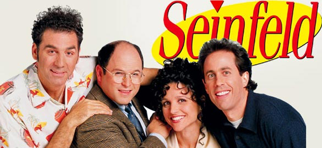 Watch Seinfeld on Hulu with PandaPow