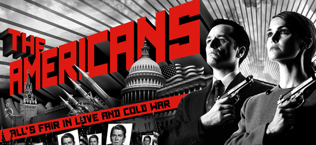 Watch The Americans on Amazon Prime with VPN